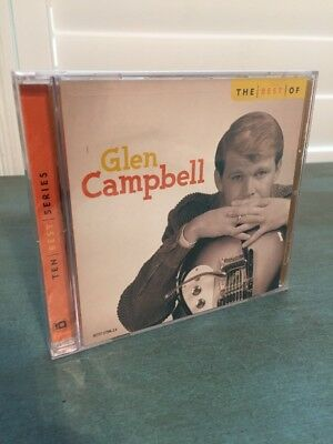New The Best Of Glen Campbell by Glen Campbell (CD, Nov-2003) Factory Sealed