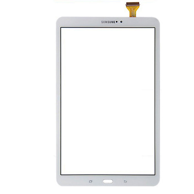 Samsung Galaxy Tab A 10.1 2016 Sm-T580 T585 Touch Screen Digitizer Glass White
