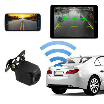 WIFI in Car Backup Rear View Reversing Parking Camera for Android Devices MA1457