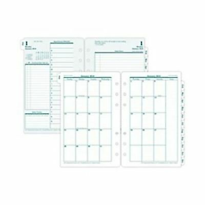 "FranklinCovey Original Loose-Leaf Planner Refill, 4 1/4"" x 6 3/4"", 30% Recycl..."