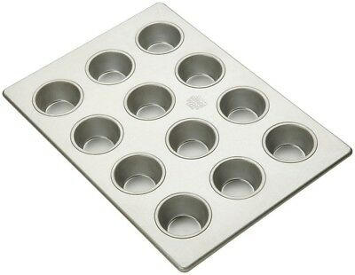 Focus Bakeware Cupcake Pan - 3 Rows of 4, Large