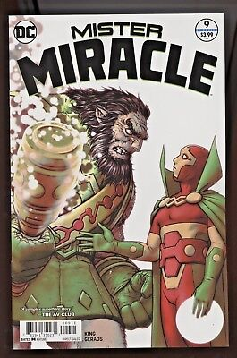 Mister Miracle   #9   * First Print *      Nm
