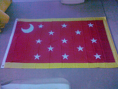 Army of the West/Earl van Dorn Flag, Civil War, Sezession, Südstaaten