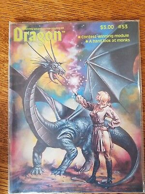 #Dragon Magazine Collection: lot 40-103 including #100,