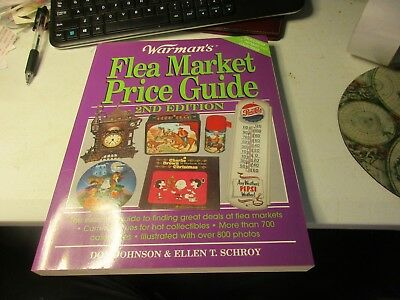 Encyclopedia of Antiques and Collectibles: Warman's Flea Market Price Guide by E