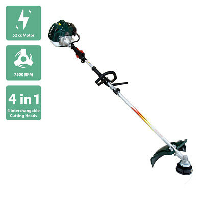 Charles Bentley 5-In-1 Tool:Grass Strimmer, Bush Cutter, Hedge Trimmer, Chainsaw