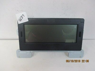 2009-11 Hyundai Genesis Info Display Screen 96130-3M050