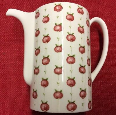 Susie Cooper Replacement Tea Coffee Pot Bone China Apple Gay Lid Missing C2018