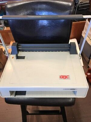 GBC Velobind System 1 One Binding Machine TD64991E