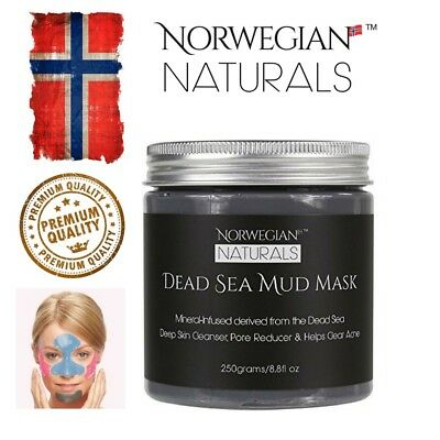 Dead Sea Mud Mask 7th Heaven Montagne Jeunesse For Body Skin Deep Cleansing 250g