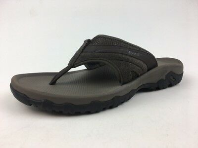 97b812a16656 MEN S TEVA PAJARO Sandal Thong Sandal Leather Mens Flip Flops Shoes ...