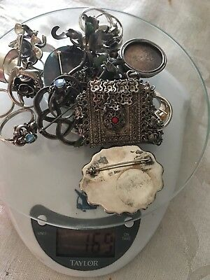 200 Grams Sterling Silver .925 - Scrap and Wearable Lot