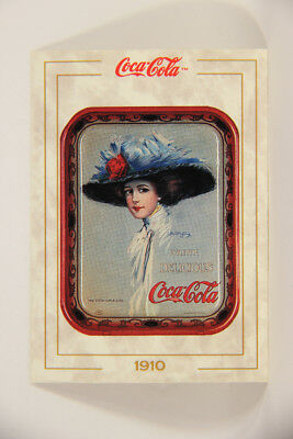 L004744 Coca-Cola Collection / 1910 Calendar / Card #16 Hamilton King - ENG 1993