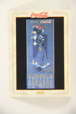 L004745 Coca-Cola Collection / 1912 Calendar / Card #17 Hamilton King - ENG 1993