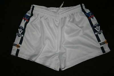 Afl Vfl Vcfl State Victorian Country Football Shorts Away Mens L Vgc Victoria