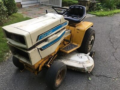 CUB CADET 1450 Tractor - With 50