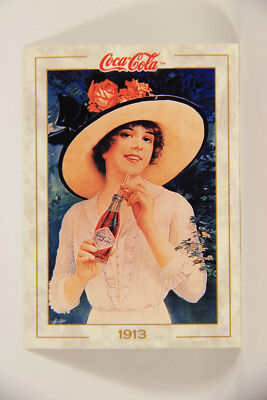 L004747 Coca-Cola Collection / 1913 The Coca-Cola Girl / Card #19 - ENG 1993