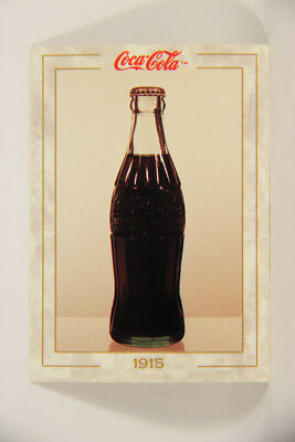 L004749 Coca-Cola Collection / 1915 The Contour Bottle / Card #21 ENG 1993