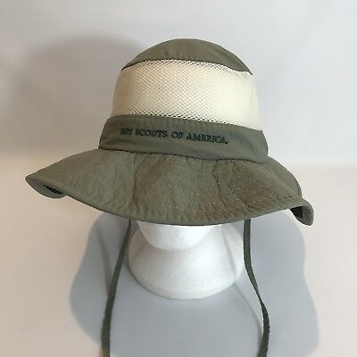 Boy Scouts of America floppy hat light weight expedition series FREE SHIP