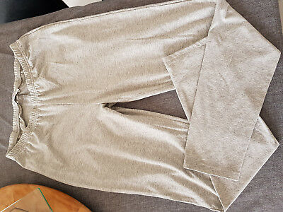 Legging gris clair taille 4 tbe