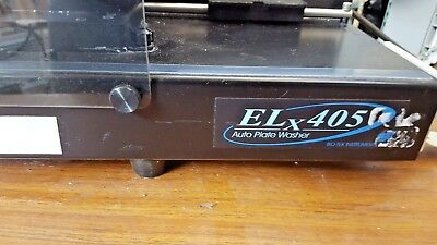 Bio-Tek Instruments ELX 405 Microplate Washer ELX405 iWORKS WELL 11004/GR RACK
