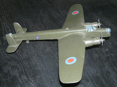 Armstrong Whitworth Whitley  UK BOMBENFLUGZEUG