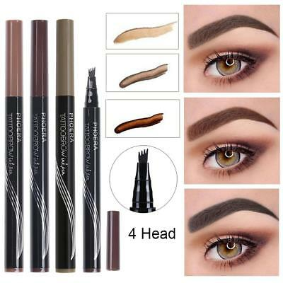 Tattoo Long Lasting Eye Brow Pen Waterproof Makeup Eyebrow Pencil Eyebrow Pen