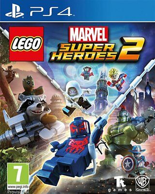 LEGO Marvel Superheroes 2 (PS4) BRAND NEW AND SEALED - IN STOCK - QUICK DISPATCH