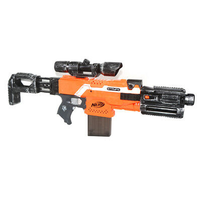 Tactical Scope Sight Attachment Vintange Type for Nerf Blaster Modify Toy