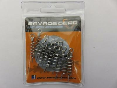 Savage Gear Cork Screw Kit Shad Rig Hooks Lures Fishing Pike Zander Bass Perch