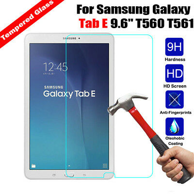TEMPERED GLASS 9H Screen Protector for Samsung Galaxy Tab A