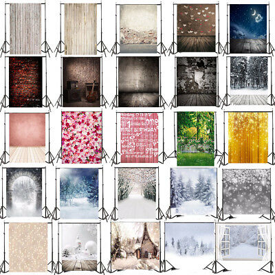 AU 3x5ft/5x7ft/8x8ft/10x10ft Photography Background Photo Wall Backdrop Props