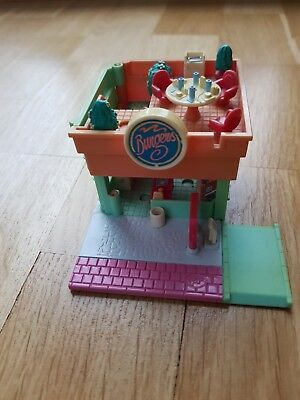 Polly Pocket Haus Burger
