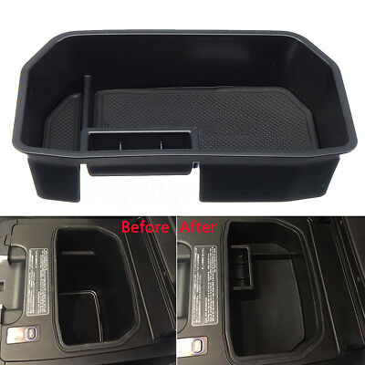 AU Armrest Storage Box For 2008- 2017 LEXUS LX570 Center Console Tray Container
