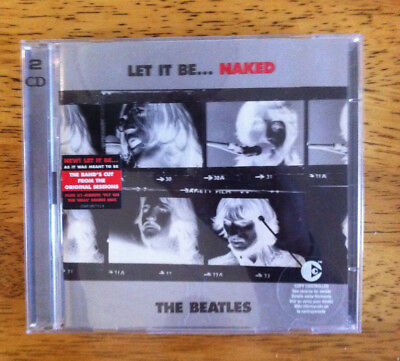 The Beatles - Let It Be......Naked - CD - EMI - Made in EU