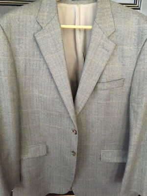 Chaps by Ralph Lauren Wool Tweed Multicolor Wool Sport Coat Jacket USA 44R