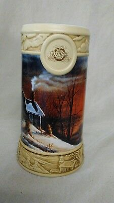 "1996 Miller Brewing Company Beer Stein Ducks Unlimited "" The Sharing Season"""