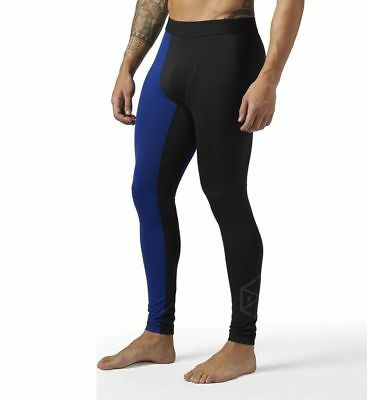 7b7696d2f645d REEBOK MEN'S COMPRESSION Tight Training CrossFit Leggings BQ3466 ...