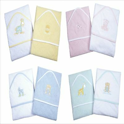 Dandelion | Childrens Hooded Towels | Soft | 2 Pack | Boys and Girls