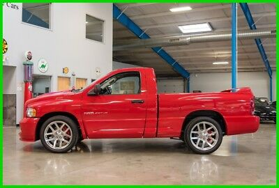 Dodge Ram 1500 2004 Dodge Ram 1500 SRT-10 8.3L V10 Manual truck 04 2004 Dodge Ram 1500 SRT-10 8.3L V10 Manual Pickup Truck Only 42 Original Miles