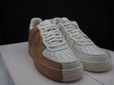 0c1f257e160 NIKE AIR FORCE 1  07 Premium Split Sz 14 Sail Vachetta Tan 905345 ...