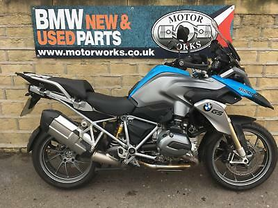 BMW R1200GS TE 2014. 47k miles. Good condition. FSH. 12 months MoT. HPI clear.