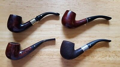 Vintage Dr Grabow Pipes -Lot of 4