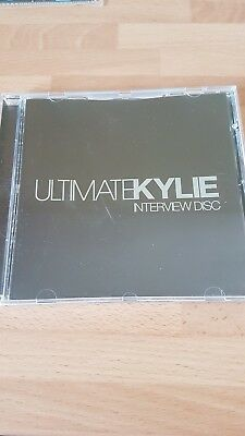 Kylie Minogue Ultimate Kylie Rare Interview Disc 2004