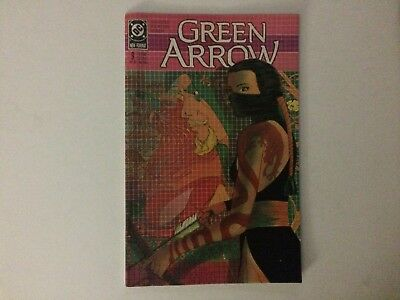 GREEN ARROW #9 DC Oct. 1988