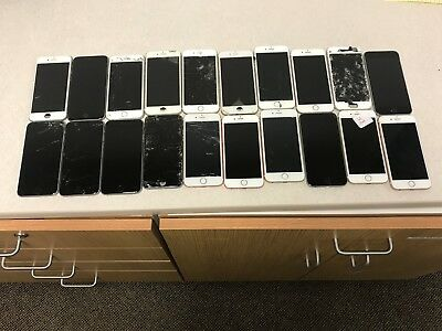 Lot of 20 iPhone 6s For Parts - As is