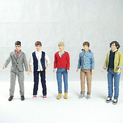 One Direction Collectors Dolls All 5 Harry Liam Louis Niall Zayn