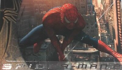 Spiderman 2 Trading Cards