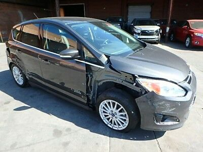 2016 Ford C-Max Energi SEL 2016 Ford C-Max Energi Salvage Repairable! Gas Saver! Economical! Will Sell Fast