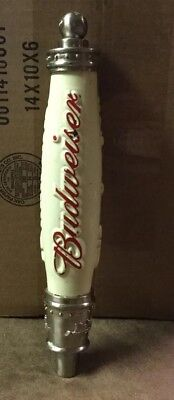"""Budweiser """"The Great American Lager"""" 12 Inches Beer Tap Handle"""